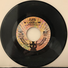 THE FIVESTAIR STEPS & CUBIE FEATURING CLARENCE JR.(RECORD SIDE-A)