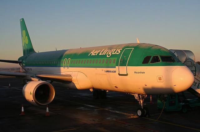 EI-DVJ Airbus A320-214 Aer Lingus