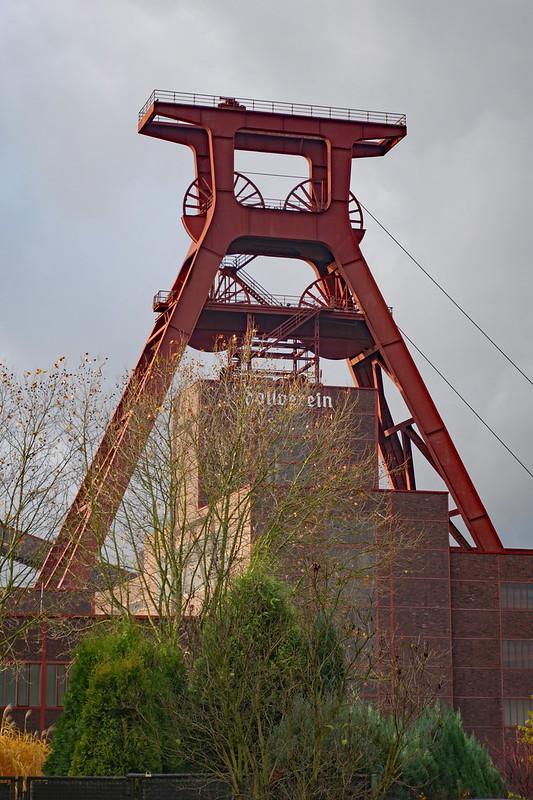 2017-11-23 11-27 Ruhrgebiet 011 Essen, Zeche Zollverein