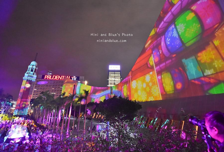2017香港耶誕節造景04