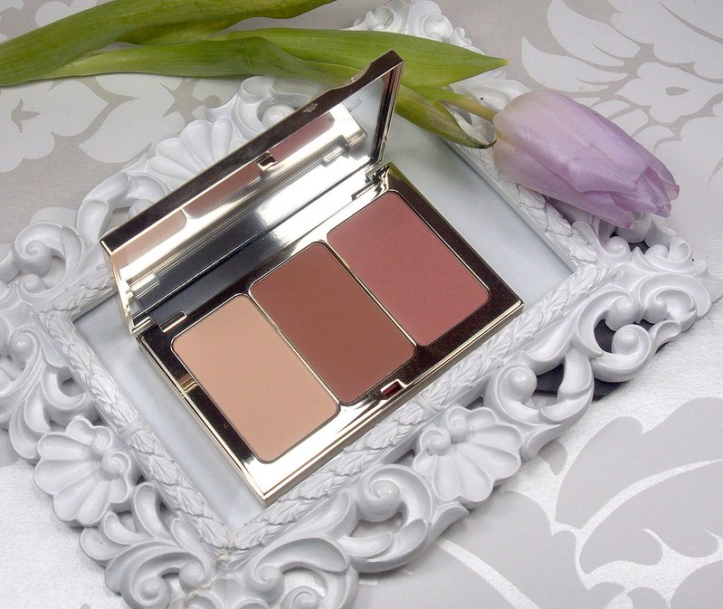 Clarins Face Contouring paletti