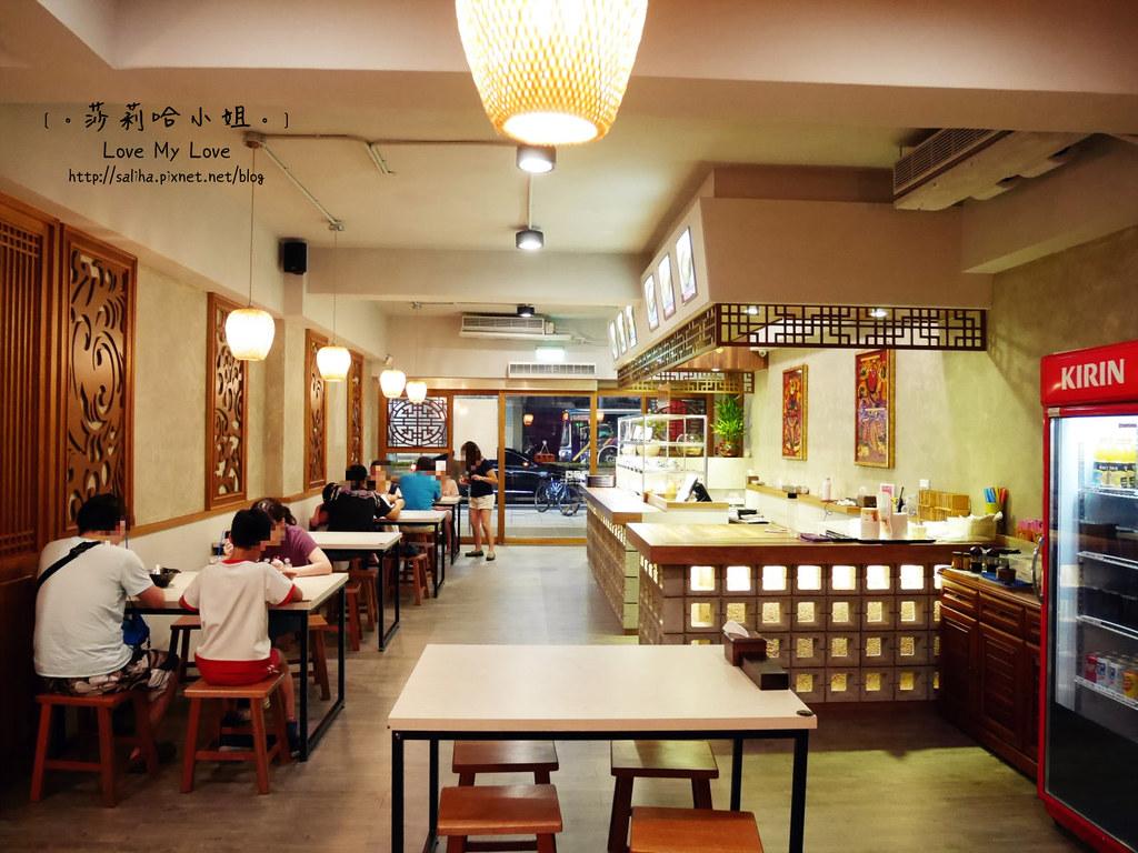 台北文山區捷運景美站附近餐廳一品花雕雞麵