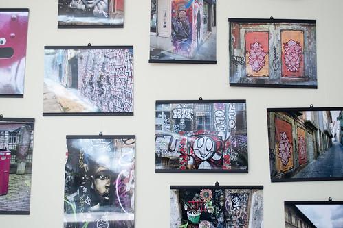 Ciudades corpóreas: graffiti y street art