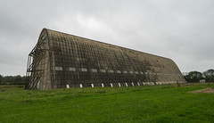 Hangar à dirigeables d'Écausseville - Photo of Morville