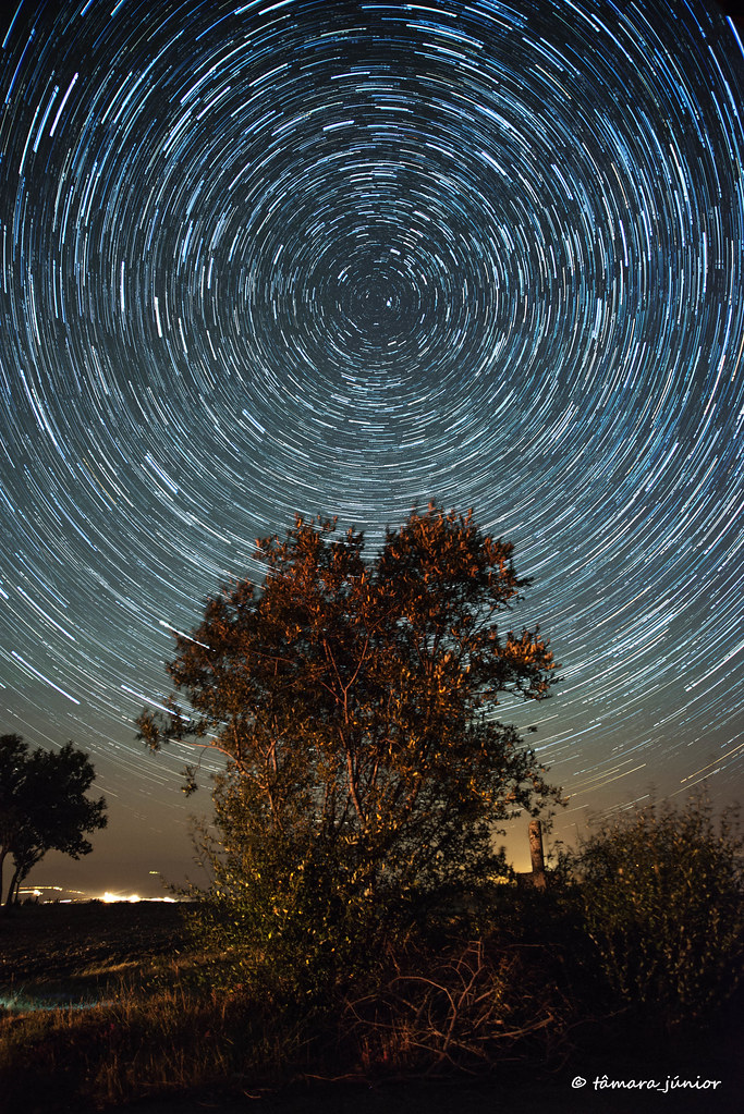 StarStaX_2015 - Astrofotogtafia - Berrande (Galiza-Espanha)