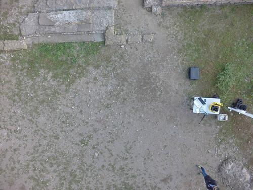 TFA2017 - Test sul campo Microgeo drone aerofotogrammetrico