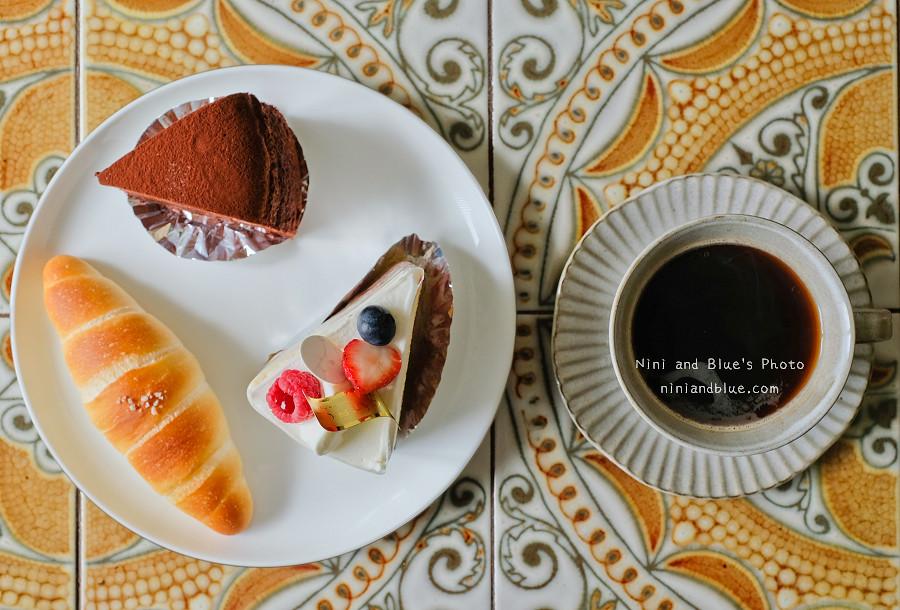 蜜柑。法式甜點。麵包。勤美誠品綠園道11