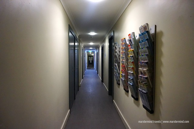 Coolangatta Sands Backpackers Hallway