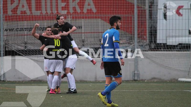 Hércules B-Universidad (1-1) Fotos: J. A. Soler