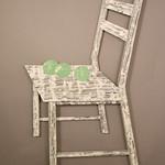 Hadley Hooper; Item 114 - in SITu: Art Chair Auction