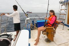 Fishing at Racha Noi