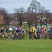 Cyclo Cross start
