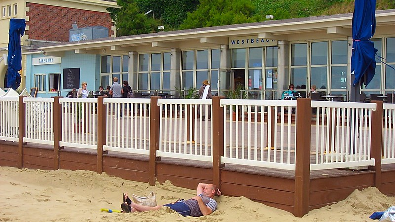 Bournemouth English Seaside Resort