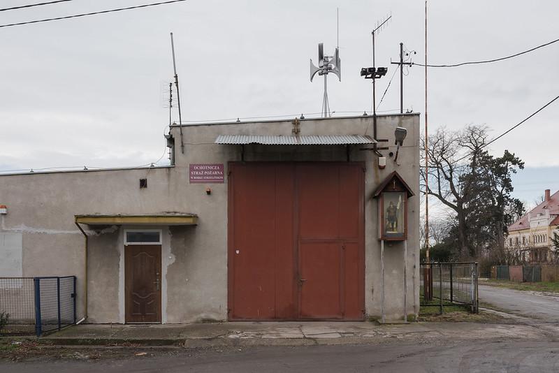 Firestation OSP Borek Strzeliński, 01.01.2018