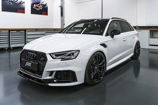 2017 ABT RS3 Sportback - with 500hp - 02 | by Az online magazin