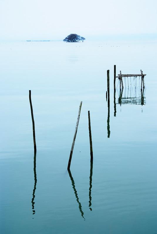 Calm Lake Biwa