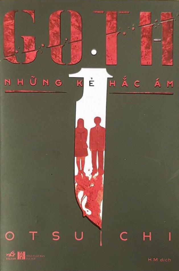 Goth - Những Kẻ Hắc Ám - Otsuichi
