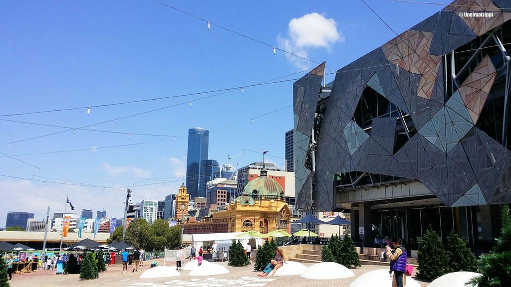 ACMIn pihamaata Melbournessa