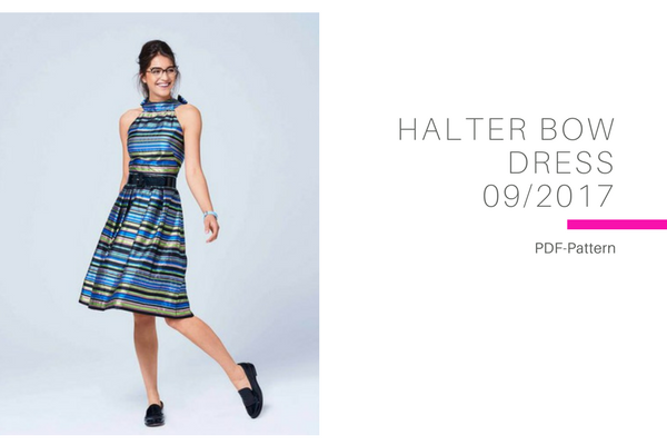 Halter Bow Dress