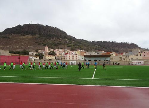 FC Beni Chiker 5:0 Renaissance Jeunesse Beni Ansar