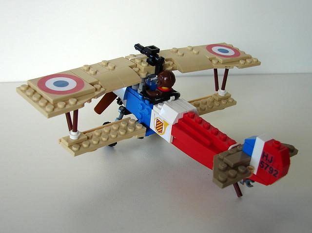 Nieuport 11 Bébé (4)