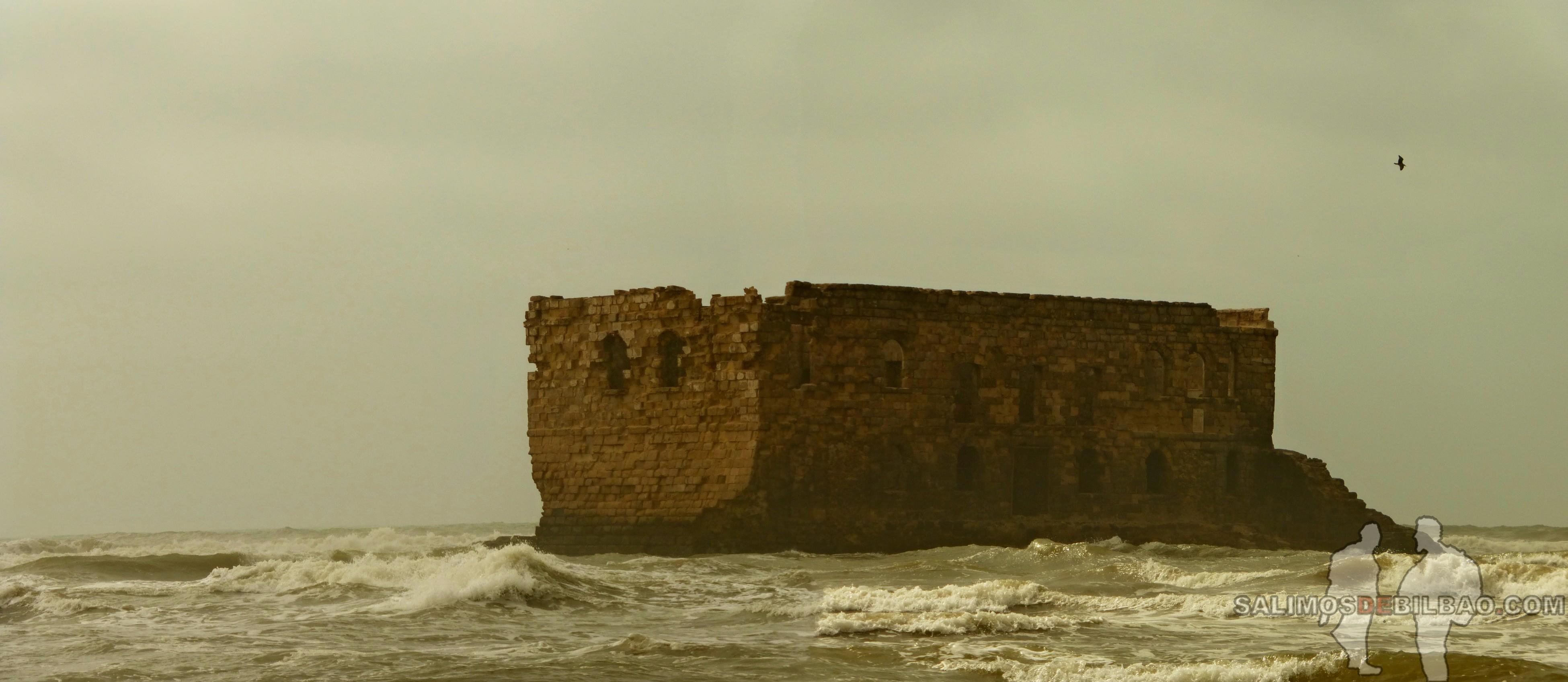 274. Pano, Playa de Tarfaya