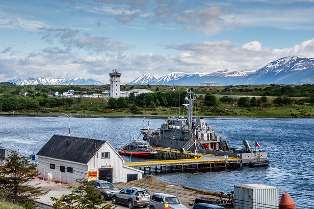 Puerto Williams, the world's southernmost city