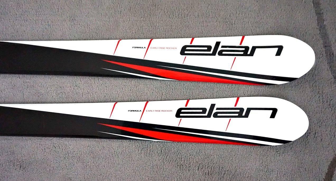 Nové dětské lyže Elan - 120 cm - Bazar - SNOW.CZ 8f1c304730a