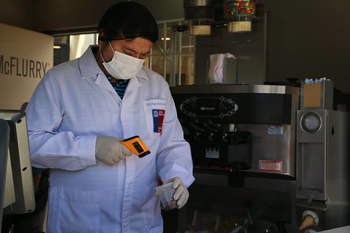 TALCA; Seremi de Salud del Maule realiza fiscalización a heladerías