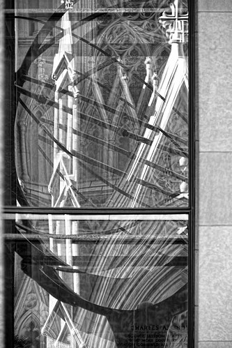 Fifth Avenue reflections