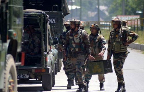 Indian Troops Launch Cordon and Search Operations in IOK