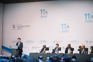 Opening plenary session, 11 December 2017