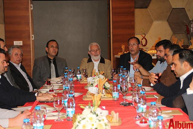 Alanya Turistik İşletmeciler Derneği (ALTİD) Yönetim Kurulu üyeleri, ALTUYAB ve İNTOD bölgesel toplantılarına katıldı.-2