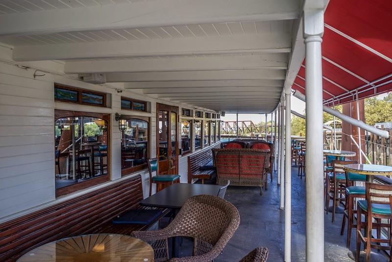 Delta King 1926 Restored Paddlewheel Steamboat > Sacramento, CA