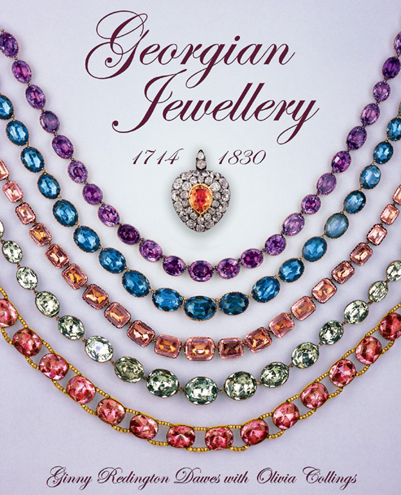 Georgian Jewelry Book