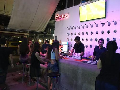 サムイ島Bar SOLO