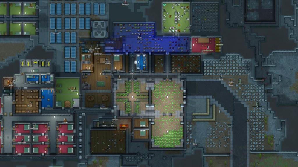 RimWorld 1 0 2282 – A sci-fi colony sim driven by an