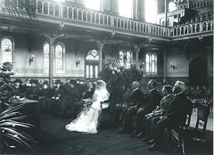 bruiloft in Paradiso