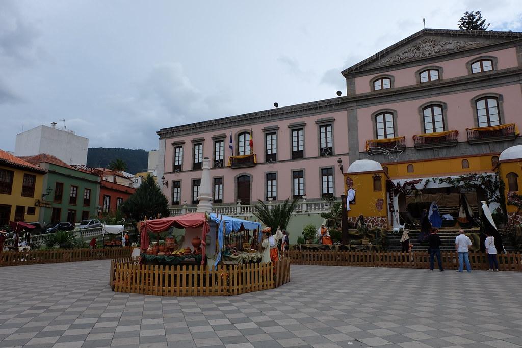 Plaza patricio garc a spanien tripcarta - Casas ideales tenerife ...