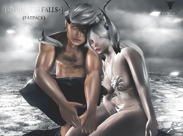 [+Darkness Falls+] Fatpack