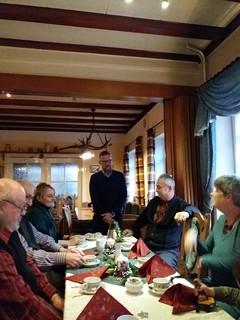 Weihnachtsfeier der SPD in Neuenfelde 2017