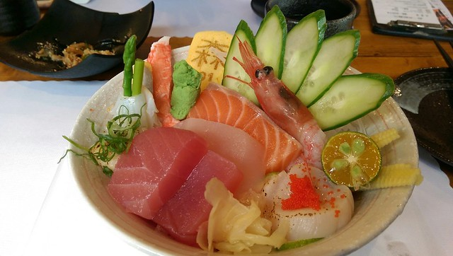 Photo:海鮮丼 By Juno's collection
