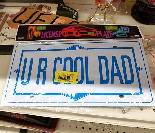 u r cool dad