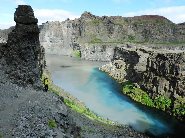 Jökulsárgljúfur, Vatnajökull National Park, Northern Iceland
