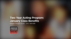 top two year acting program - meisner technique professional actor t