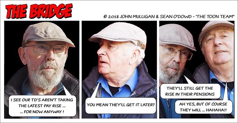 The Bridge - pensions