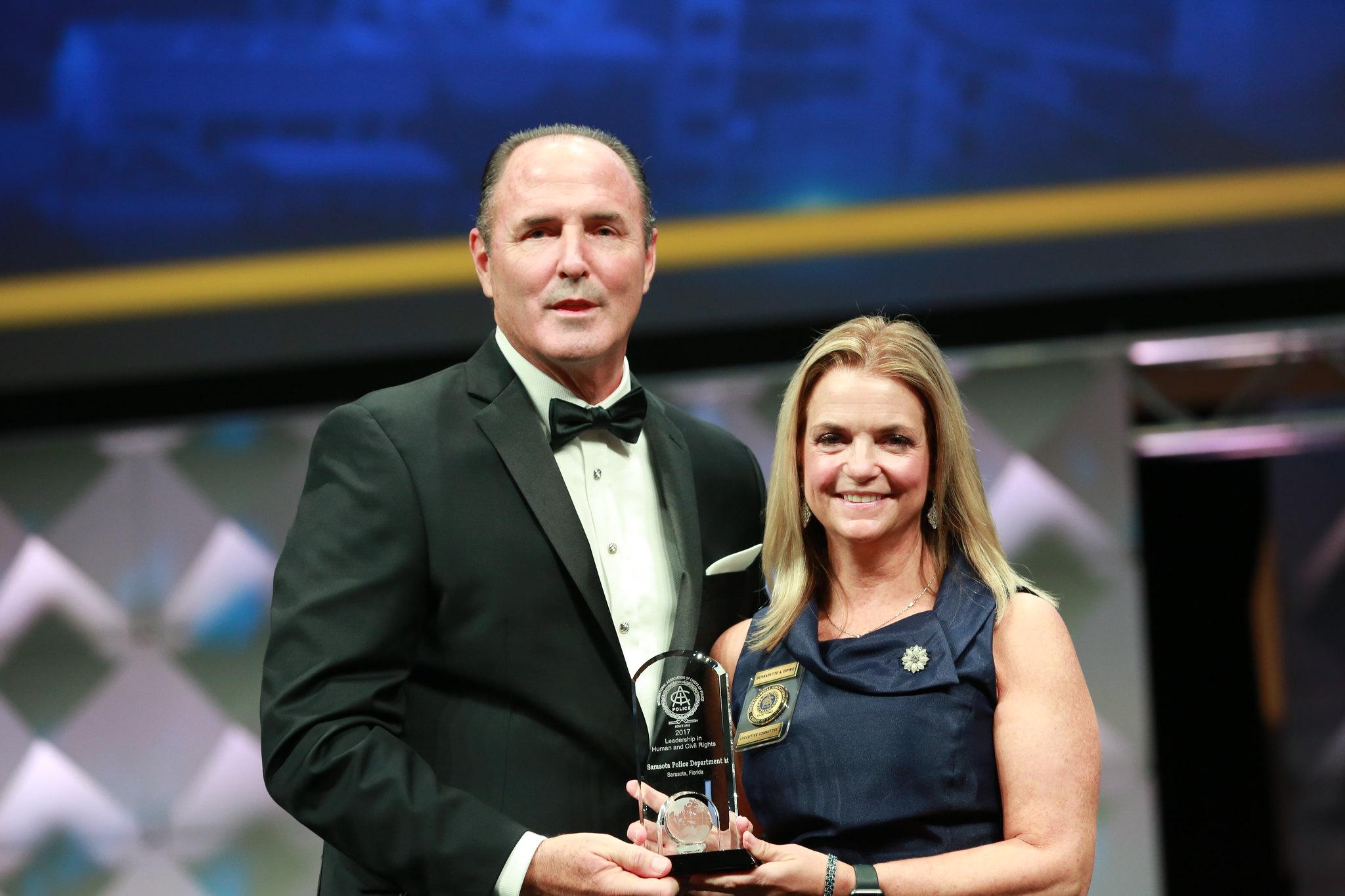IACP Leadership in Human and Civil Rights Award - Sarasota