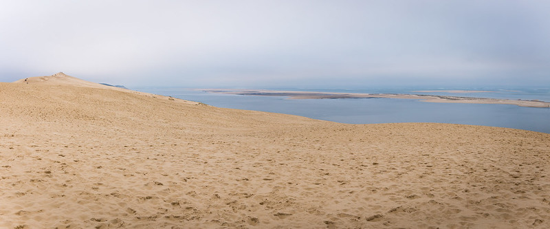 Dune du Pilat - Bassin d'Arcachon - Hiver 2016