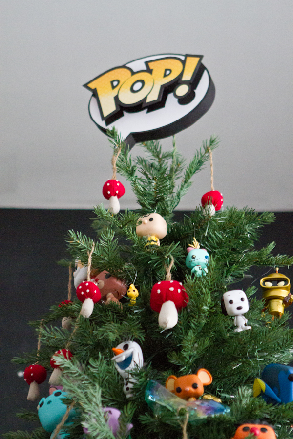 Funko Pop Tree Top