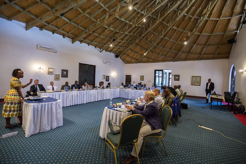 Naivasha Oct 2014 - Wildlife Trafficking Workshop